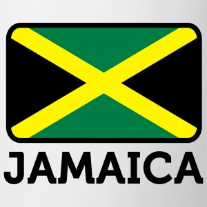 National Flag of Jamaica T-skjorter - Kopp