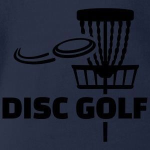 Disc golf T-Shirts - Baby Bio-Kurzarm-Body