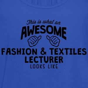 awesome fashion  textiles lecturer looks - Women's Tank Top by Bella