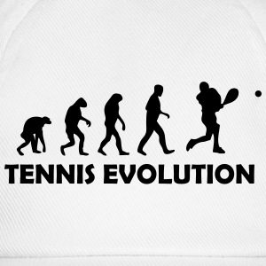 tennis evolution T-Shirts - Baseballkappe