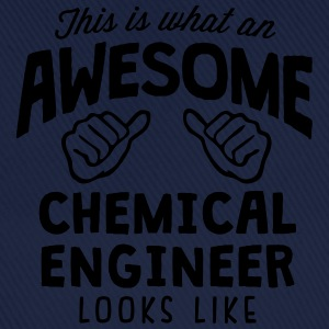 awesome chemical engineer looks like - Baseball Cap
