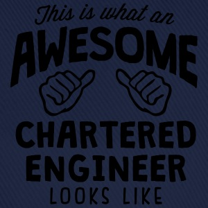 awesome chartered engineer looks like - Baseball Cap