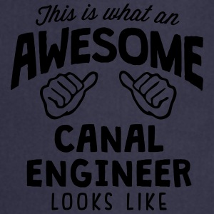 awesome canal engineer looks like - Cooking Apron