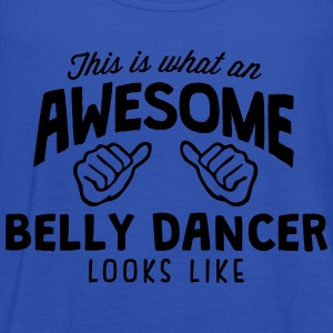 awesome belly dancer looks like - Women's Tank Top by Bella