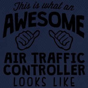 awesome air traffic controller looks lik - Baseball Cap