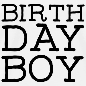 Birthday Boy Tops - Men's Premium T-Shirt