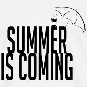 summer is coming Débardeurs - T-shirt Premium Homme