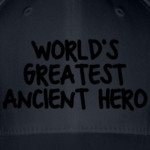 worlds greatest ancient hero - Flexfit Baseball Cap
