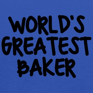 worlds greatest baker - Women's Tank Top by Bella