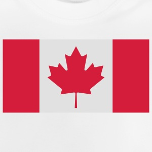 National Flag of Canada Shirts - Baby T-Shirt