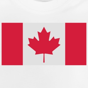 National Flag of Canada Long Sleeve Shirts - Baby T-Shirt