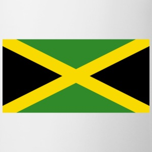 National Flag of Jamaica T-shirts - Kop/krus