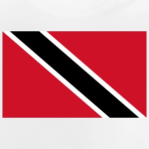 Nationale flag Trinidad og Tobago T-shirts - Baby T-shirt