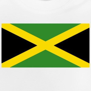 National Flag of Jamaica Long Sleeve Shirts - Baby T-Shirt