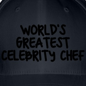 worlds greatest celebrity chef - Flexfit Baseball Cap