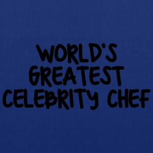 worlds greatest celebrity chef - Tote Bag