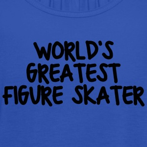 worlds greatest figure skater - Women's Tank Top by Bella