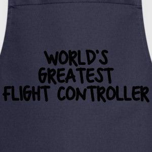 worlds greatest flight controller - Cooking Apron