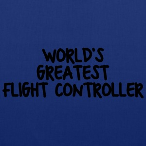 worlds greatest flight controller - Tote Bag