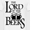The Lord of the Beers Kult Film Mass Bier T-Shirt - Männer T-Shirt