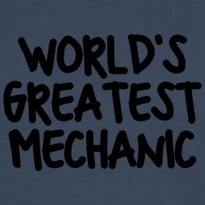 worlds greatest mechanic - Men's Premium Longsleeve Shirt