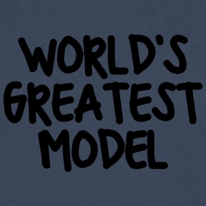 worlds greatest model - Men's Premium Longsleeve Shirt