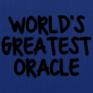 worlds greatest oracle - Tote Bag