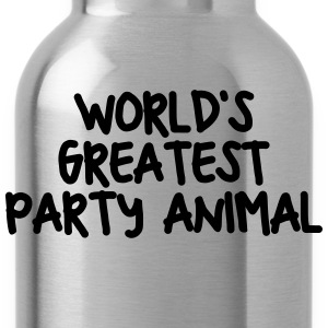 worlds greatest  - Water Bottle