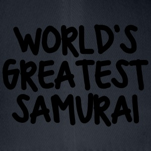 worlds greatest samurai - Flexfit Baseball Cap
