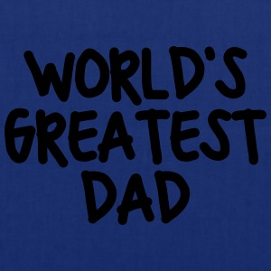 worlds greatest dad - Tote Bag