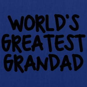 worlds greatest grandad - Tote Bag