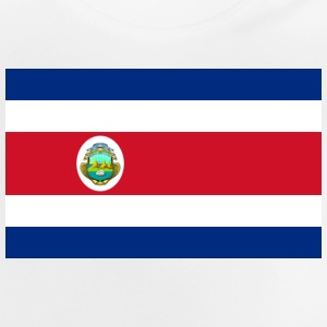 National Flag Costa Rica T-shirts - Baby T-shirt