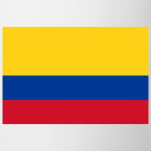 National Flag Colombia Toppe - Kop/krus