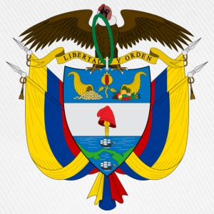 National Coat of Arms of Colombia Sports wear - Baseball Cap