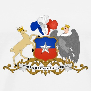 National coat of arms of Chile Sports wear - Men's Premium T-Shirt