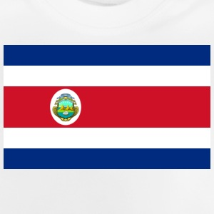 National Flag of Costa Rica Shirts - Baby T-Shirt