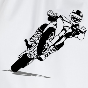 Supermoto Racing Tee shirts - Sac de sport léger