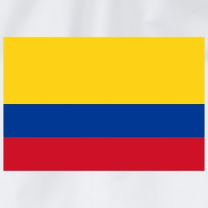 National Flag Colombia Sportsbeklædning - Sportstaske
