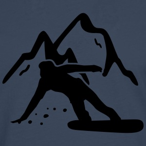 snowboard Tee shirts - T-shirt manches longues Premium Homme