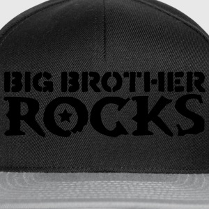 big brother Tee shirts - Casquette snapback