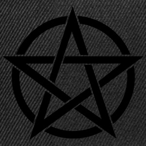 pentacle Tee shirts - Casquette snapback