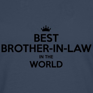 best brotherinlaw in the world - Men's Premium Longsleeve Shirt