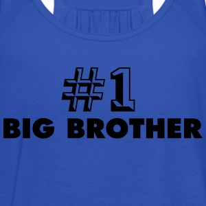 number one big brother - Women's Tank Top by Bella