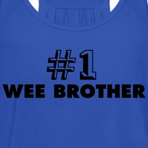 number one wee brother - Women's Tank Top by Bella