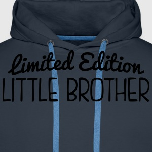 limited edition little brother - Men's Premium Hoodie