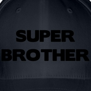 super brother 02 - Flexfit Baseball Cap