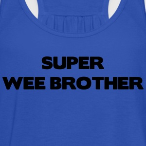 super wee brother 02 - Women's Tank Top by Bella