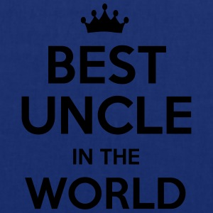 best uncle in the world - Tote Bag