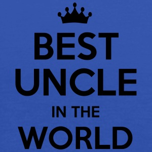 best uncle in the world - Women's Tank Top by Bella