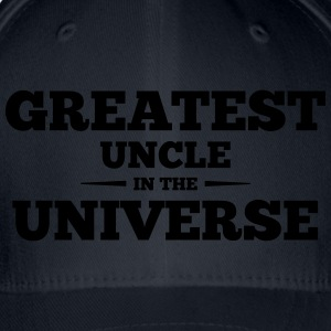 greatest uncle in the universe - Flexfit Baseball Cap
